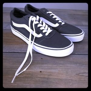 Vans Old Skool Athletic Shoes- men's 7